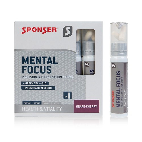 [DE] 멘탈 포커스 25ml*5EA +2tabs (Mental Focus)
