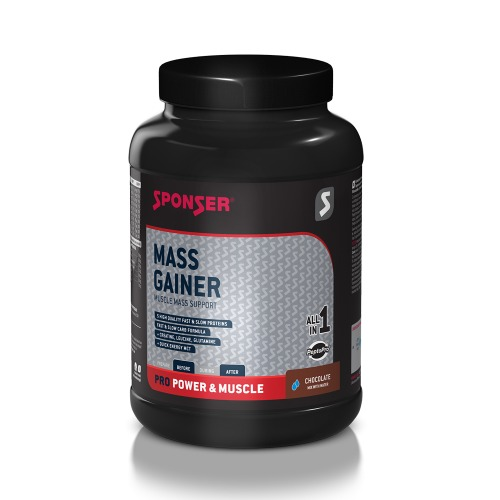[DE] 매스 게이너 초콜릿 1200g (Mass Gainer Chocolate)